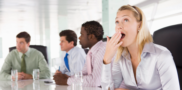 Five Ways to Make Your Meetings Not Suck