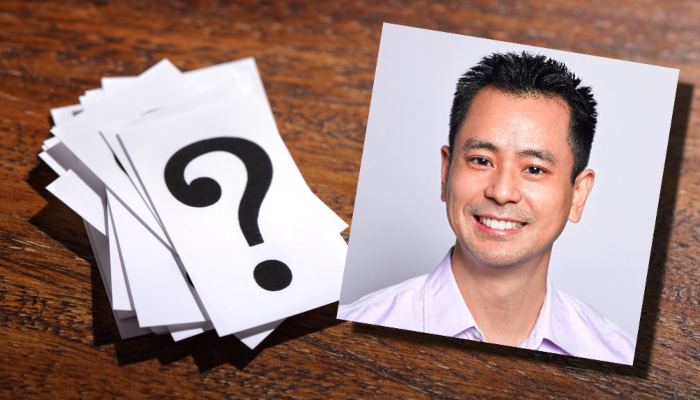 10 Questions: Lewis C. Lin