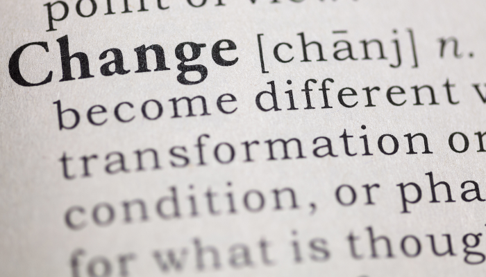Why is Change So Damn Hard!?